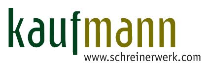 Logo Kaufmann Schreinerwerk